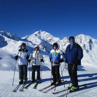 piste-ski-fahrer